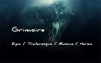epic music grimoire