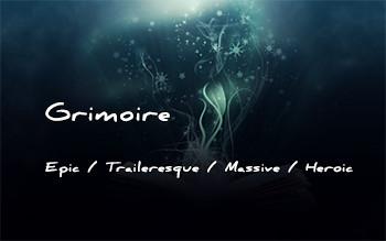 epic music grimoire